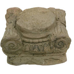 18th to 19th Century French Stone Pedestal