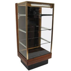 Advertising Store Display Case or Cabinet