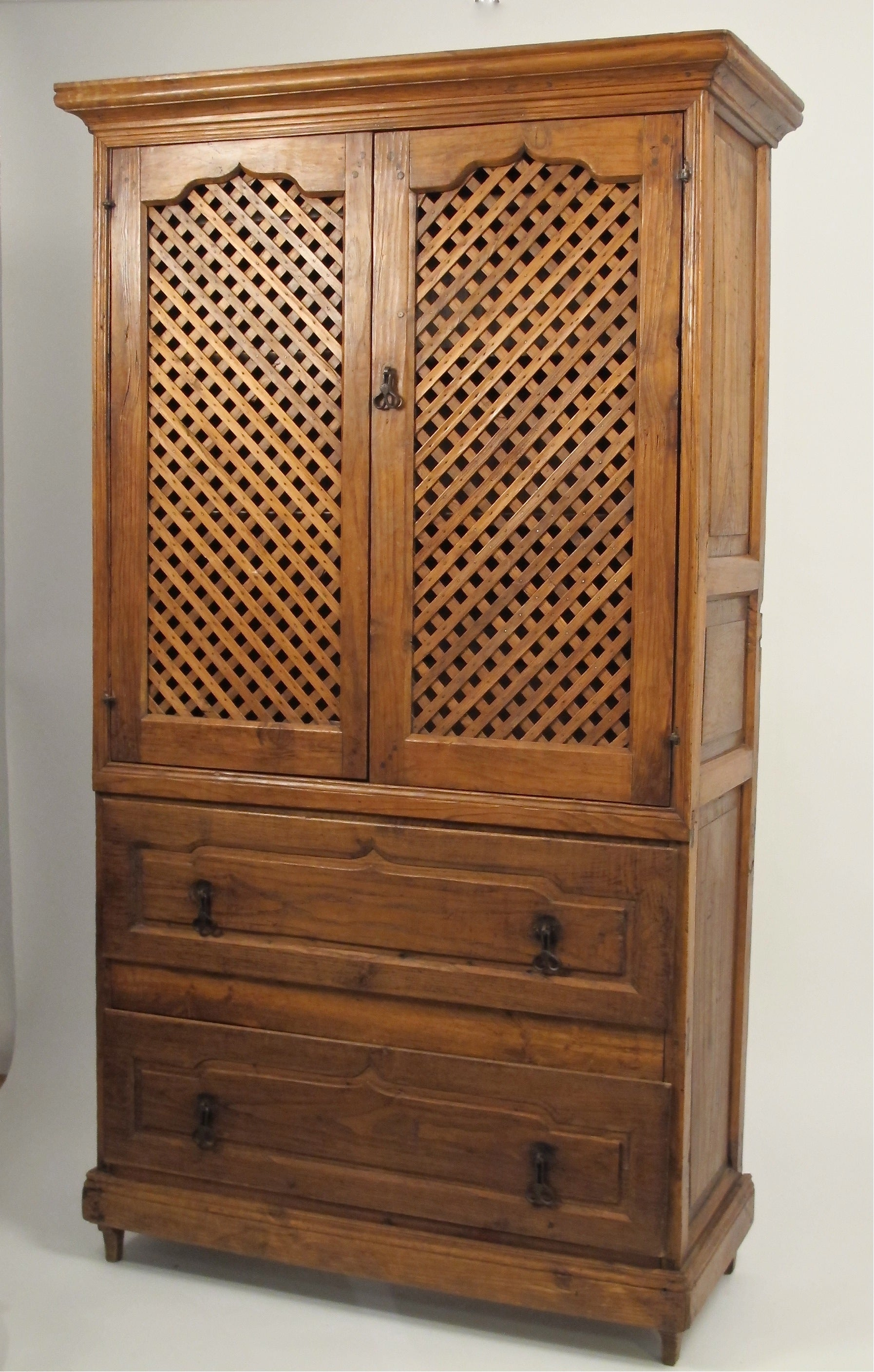 19th Century Spanish Colonial Cabinet