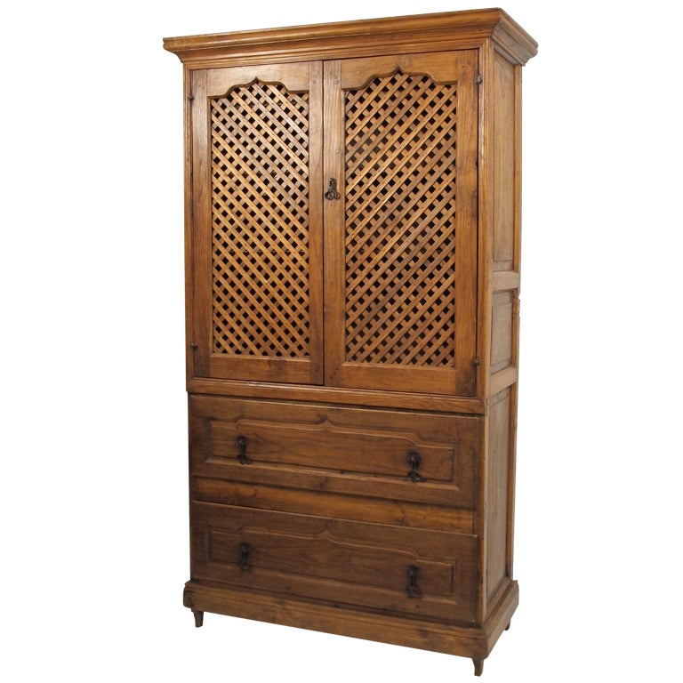 19th Century Spanish Colonial Cabinet For Sale at 1stdibs