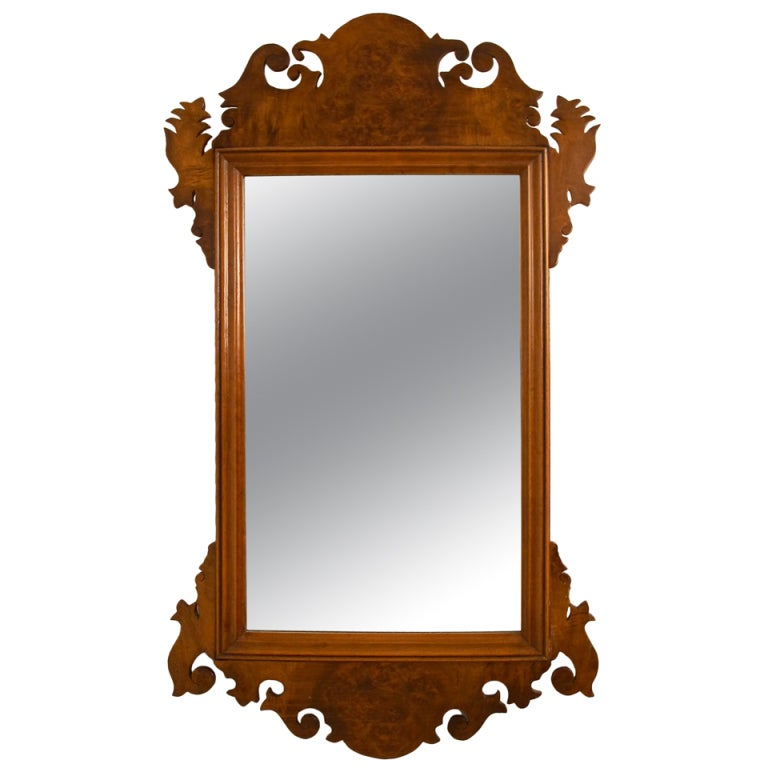 chippendale style mirror at 1stdibs