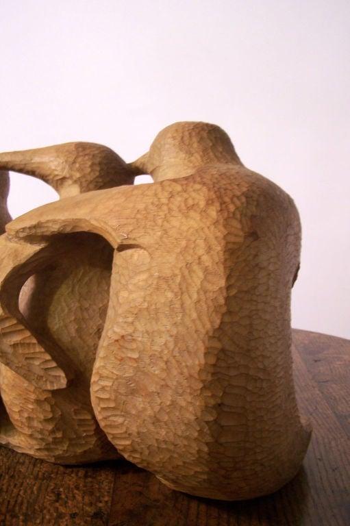 Art deco moderne penguin sculpture at 1stdibs - Statue deco moderne ...