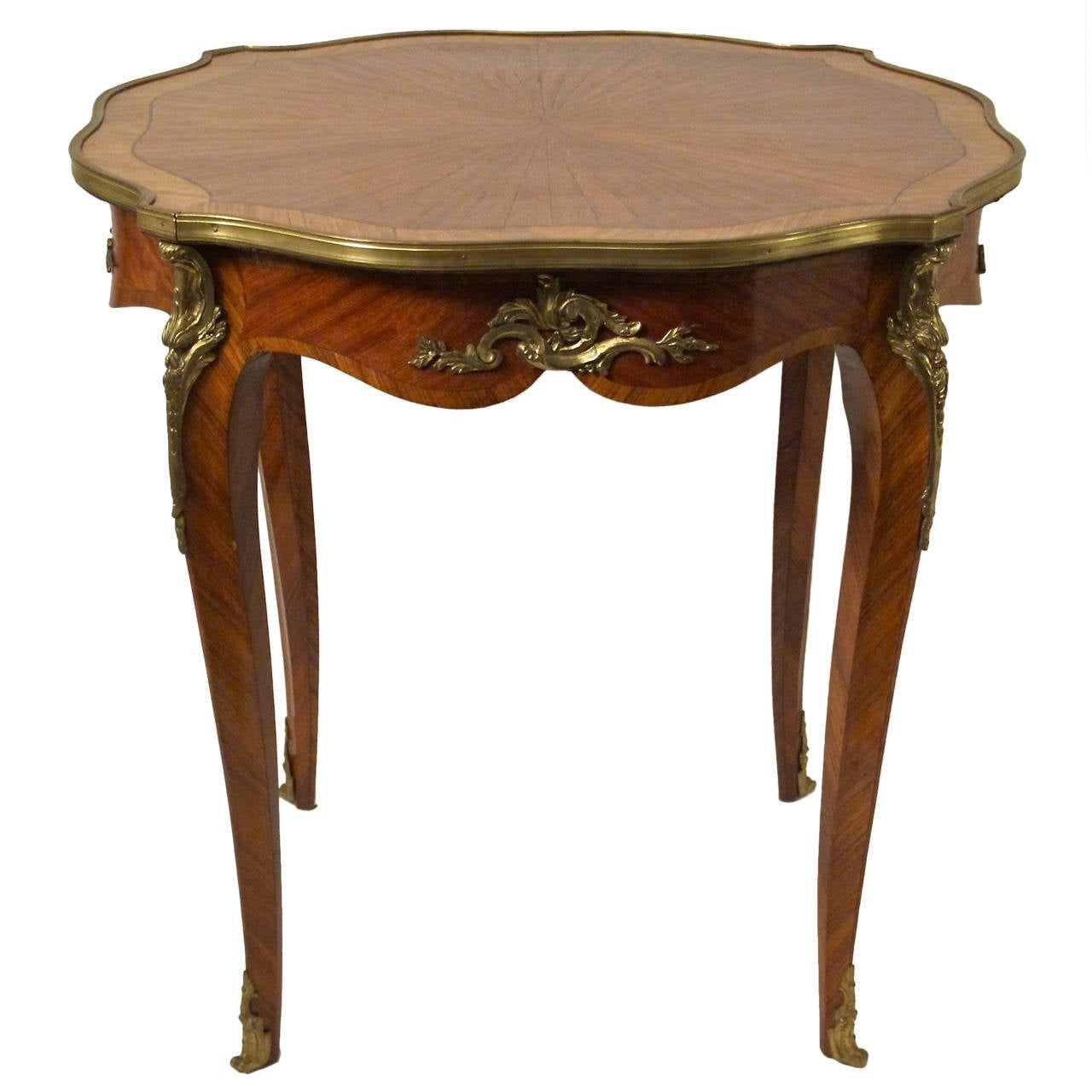 french louis xvi style side table at 1stdibs. Black Bedroom Furniture Sets. Home Design Ideas
