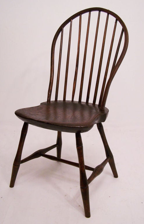 18thc American Windsor Chair At 1stdibs