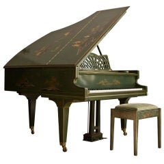 Schiedmayer Baby Grand Piano