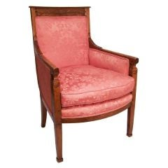 18th Century French Bergere Chair