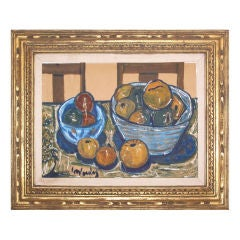 Mid-20th Century Still Life Painting