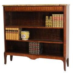 18thC Style French Bookshelf/Bookcase