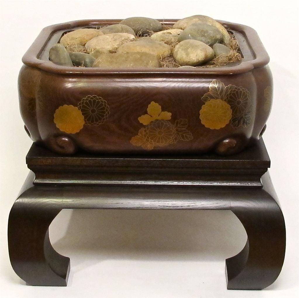 19th Century Meiji Japanese Hibachi For Sale 7