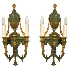 Neoclassical Style Sconces