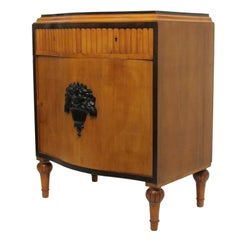 French Art Deco Cabinet or Bar