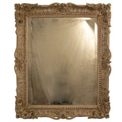 19th Century French Louis XVI Style Mirror