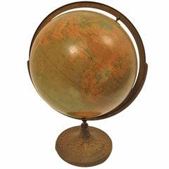 Art Deco Globe