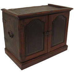 18th Century Anglo-Indian Spice Cabinet