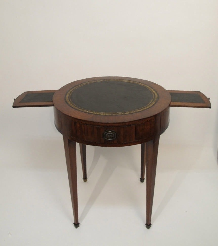 18th century french bouilliotte game table for sale at 1stdibs for 11 in 1 game table