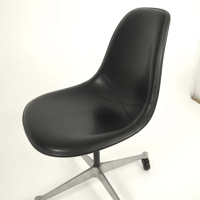 vintage eames shell chair for herman miller at 1stdibs
