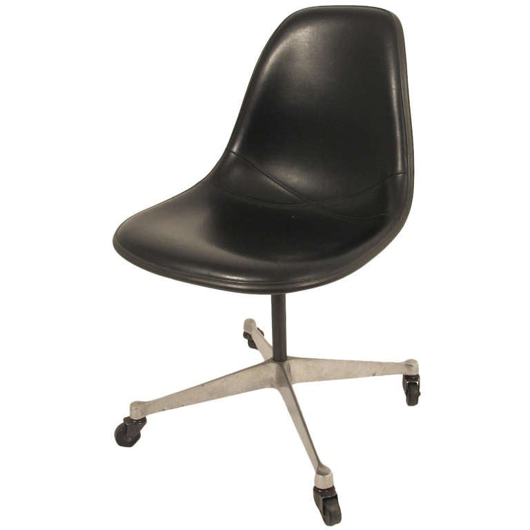 Vintage eames shell chair for herman miller at 1stdibs - Vintage herman miller ...