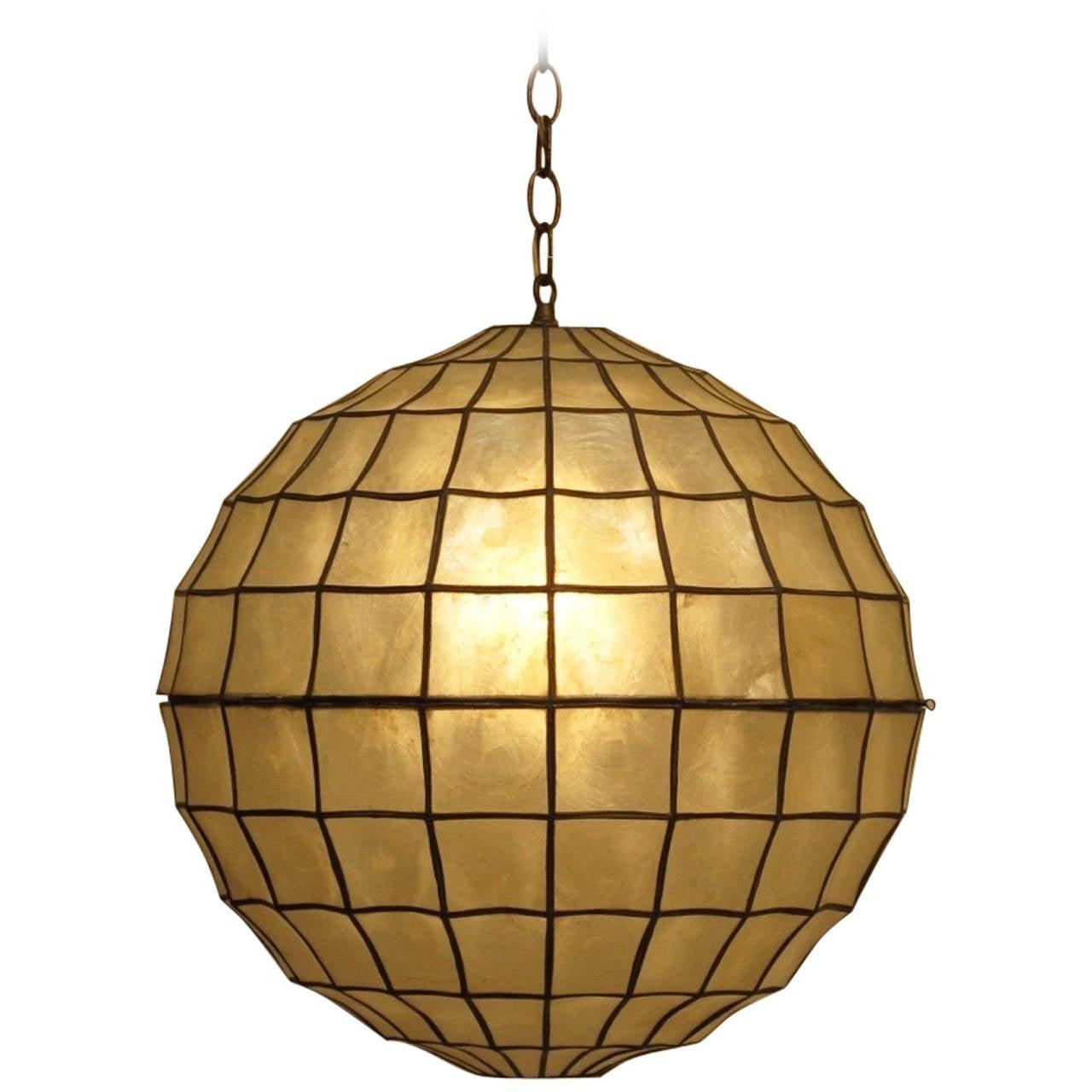 capiz shell chandelier capiz shell lighting fixtures mid century capiz shell light fixture at 1stdibs capiz lighting fixtures