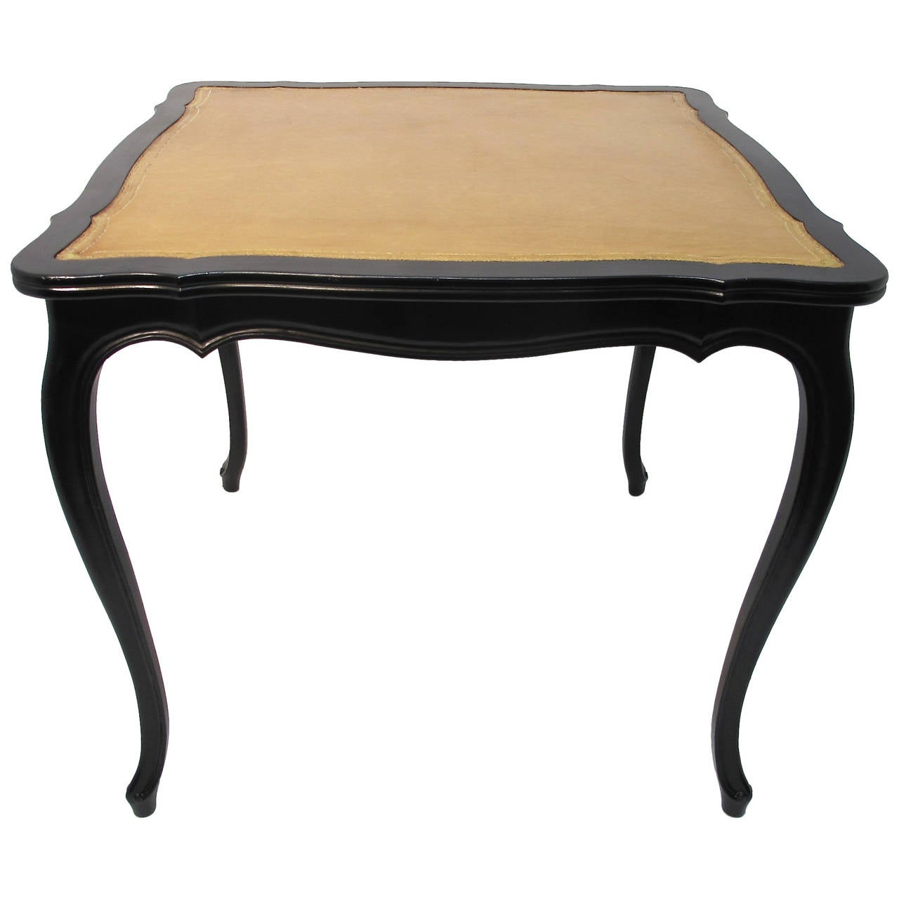 Louis xv style game table at 1stdibs - Table louis xv ...