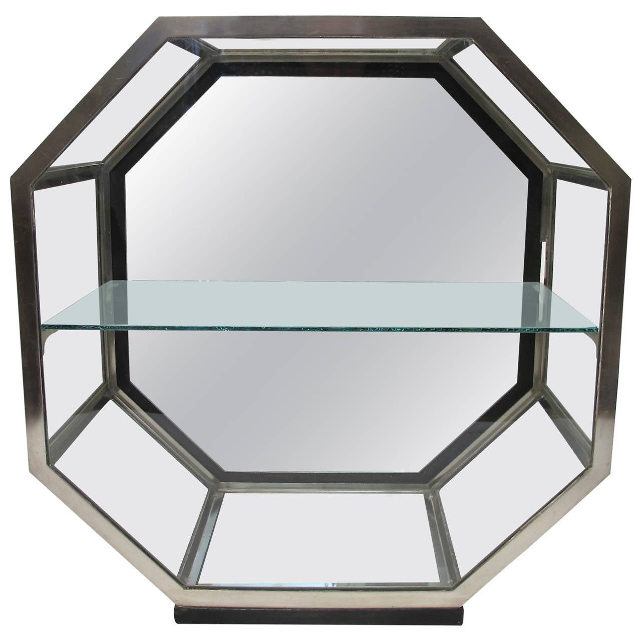 French Art Deco Store Display Case