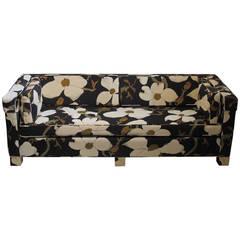 Custom Designer Sofa Mid 20th Century