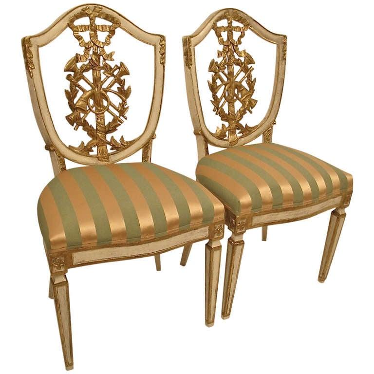 19th Century Italian Chairs