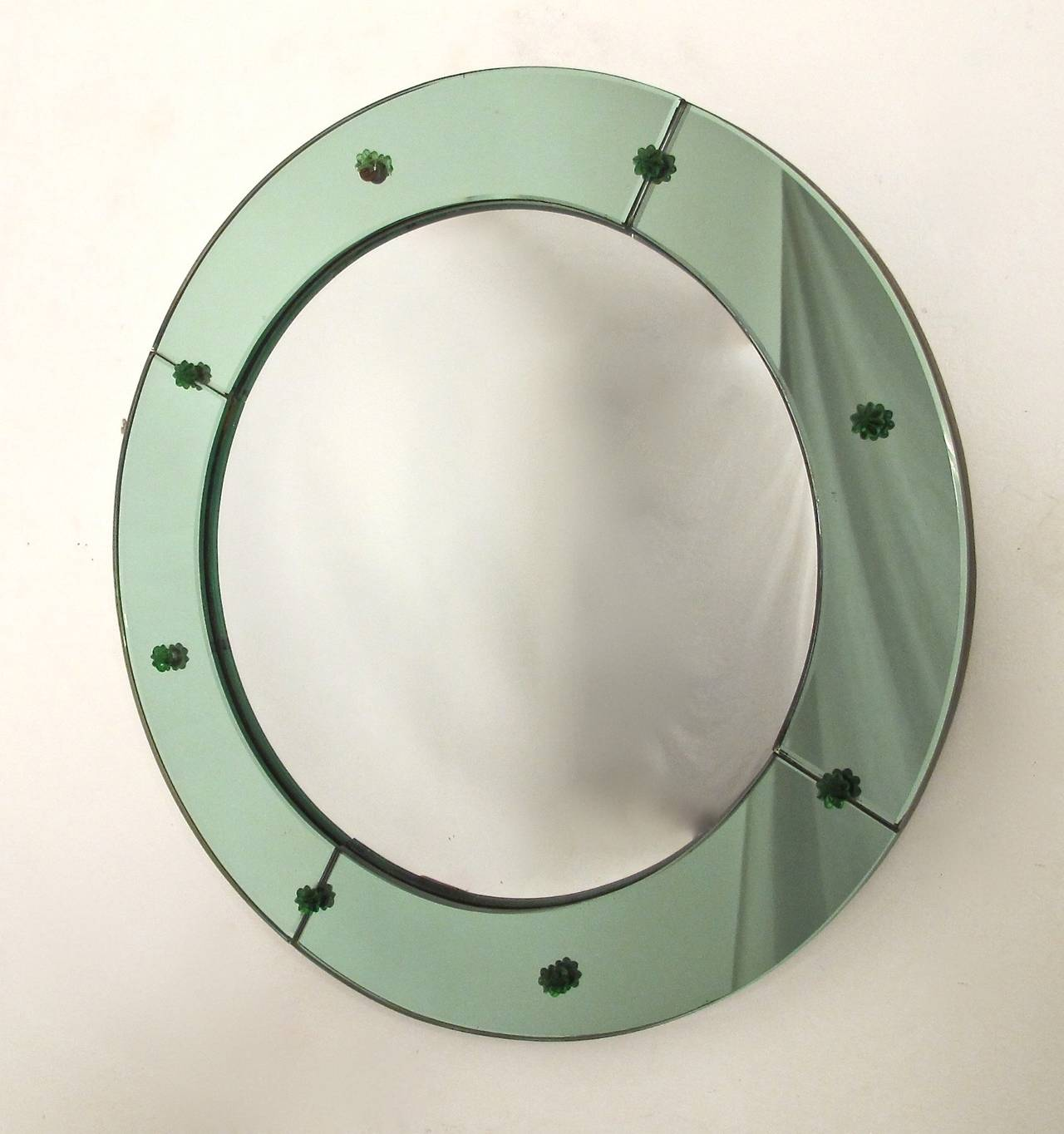 Art Deco Convex Mirror In Good Condition For Sale In San Francisco, CA