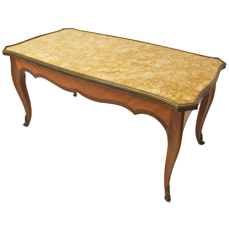 French Market Coffee Table