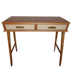 Italian vanity - desk