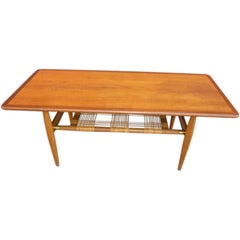 Coffee Table Attributed to Hans Wegner