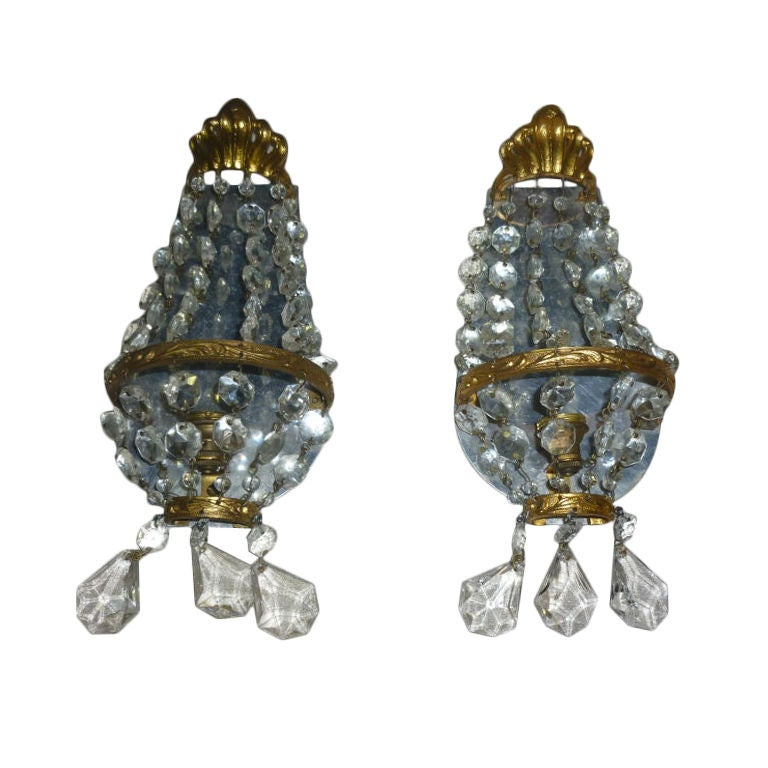 Murano Wall Sconces For Sale at 1stdibs