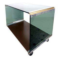 Italian Coffee Table by Pace