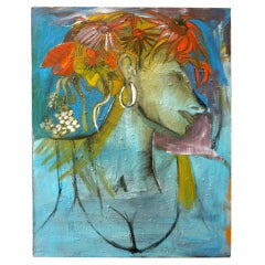 Portrait of the Gypsy Woman