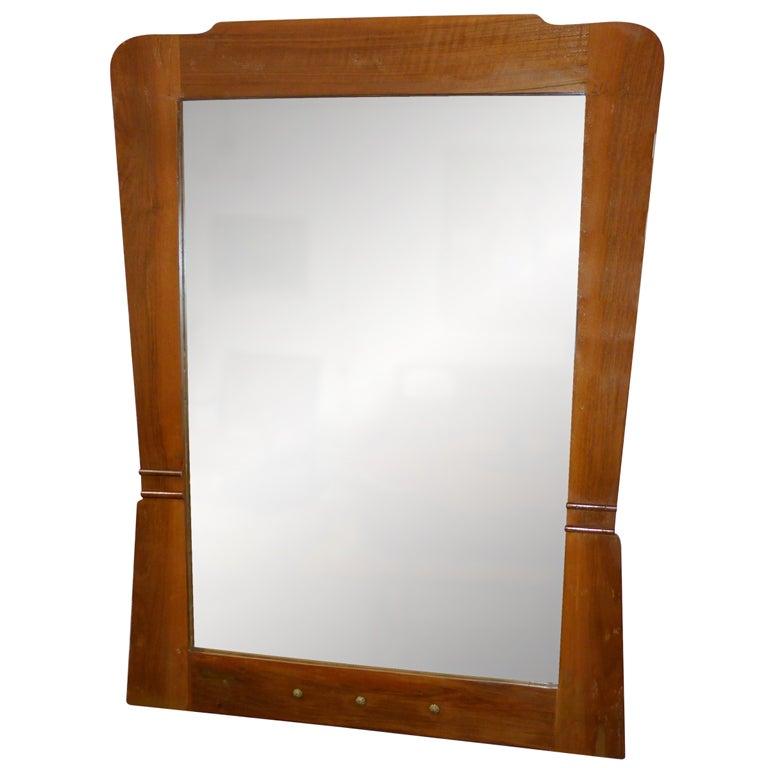 Art Deco Italian Mirror