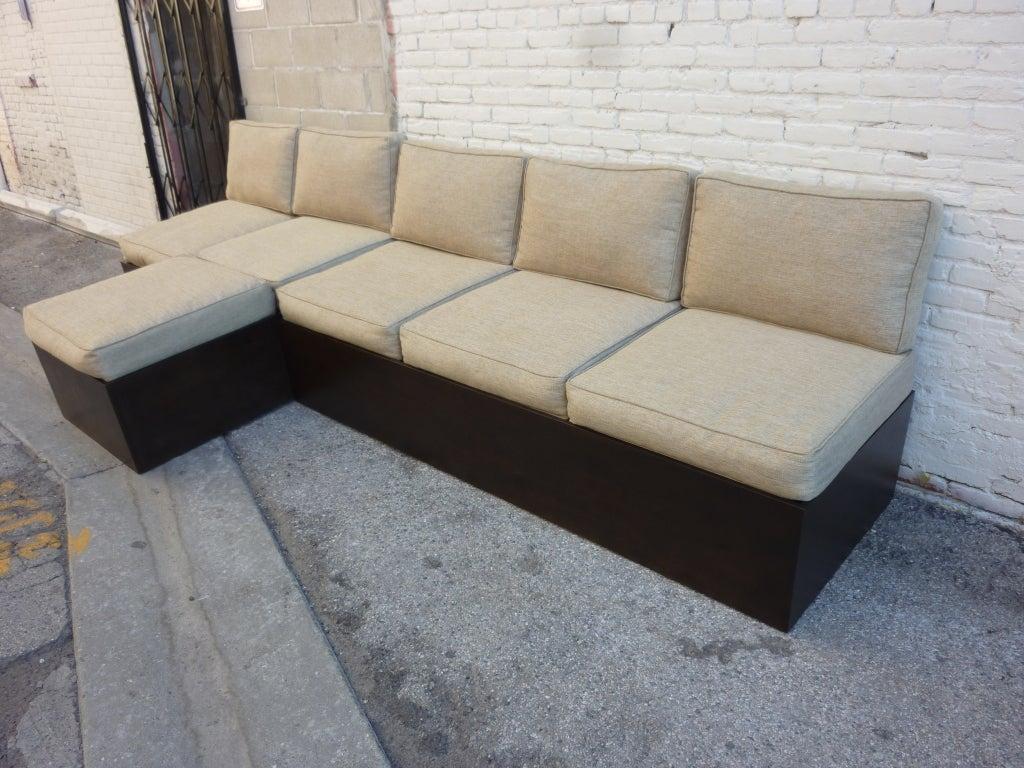 Modern Sectional Sofa Buy Novecento Studio  For Sale
