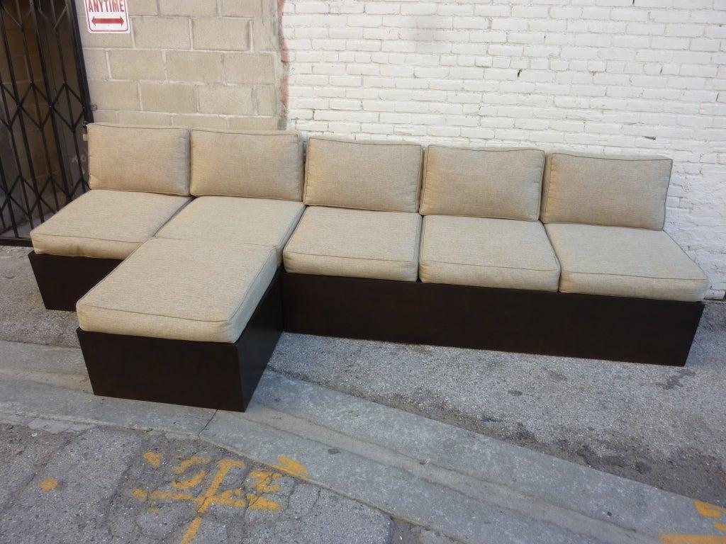 American Sectional Sofa Buy Novecento Studio  For Sale