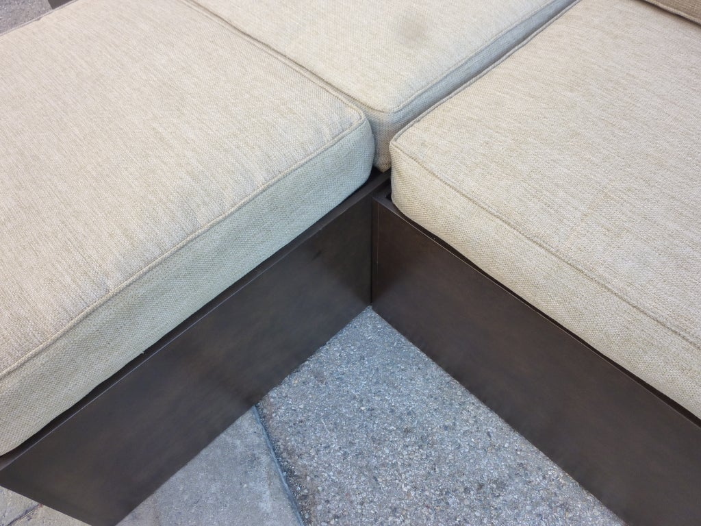 Wood Sectional Sofa Buy Novecento Studio  For Sale