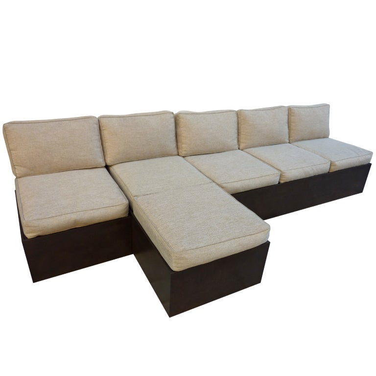 Sectional Sofa Buy Novecento Studio For Sale At 1stdibs