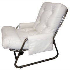Italian Lounge Chair After Marco Zanuso