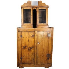 Antique Italian Cupboard