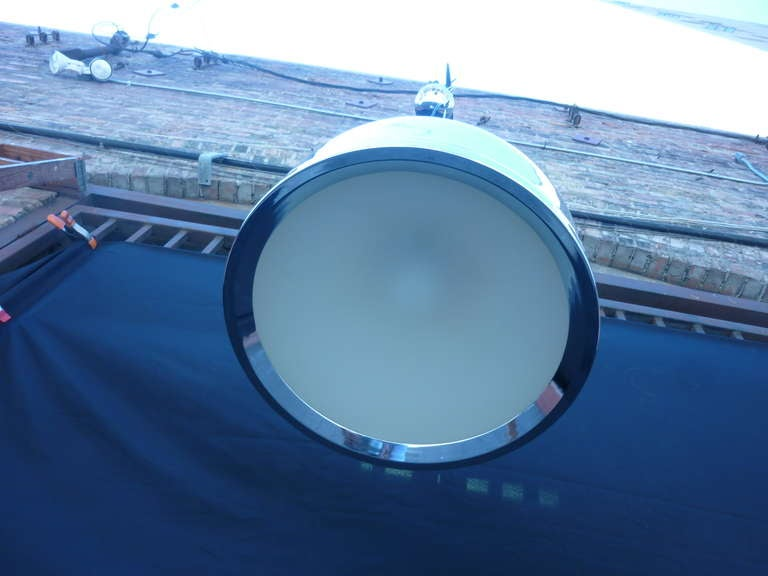 Italian Palade Lamp for Artemide For Sale
