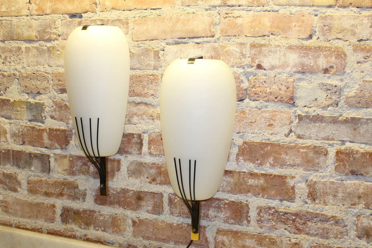 Stilnovo Pair of Wall Lights 4