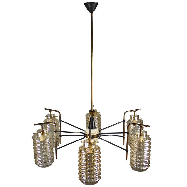 Italian Chandelier For Sale