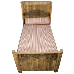 French Art Deco Kid's Bed