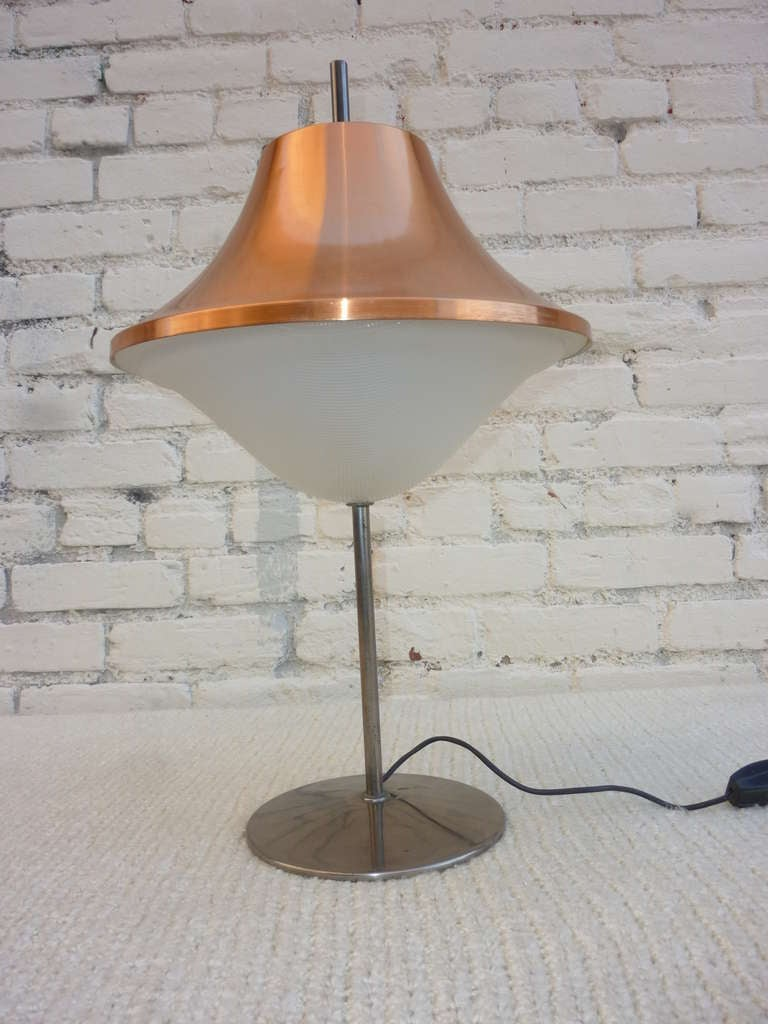 Italian Table Lamp after Stilnovo 4