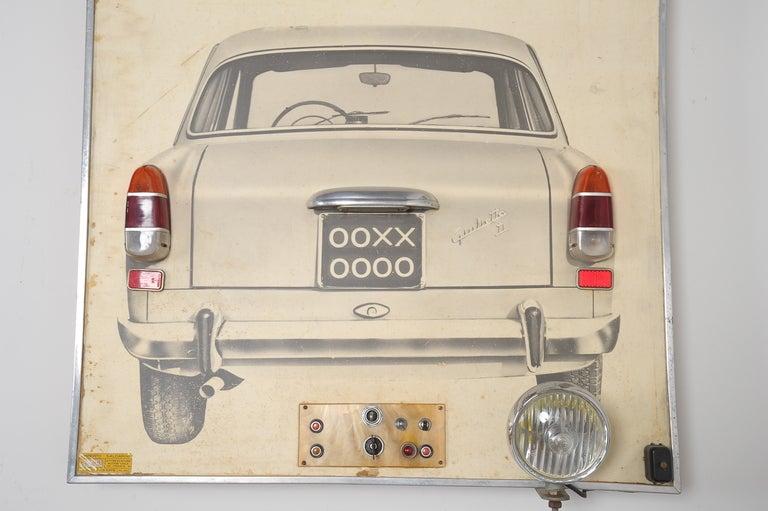 Alfa Romeo Vintage Italian Driving School Simulator 4