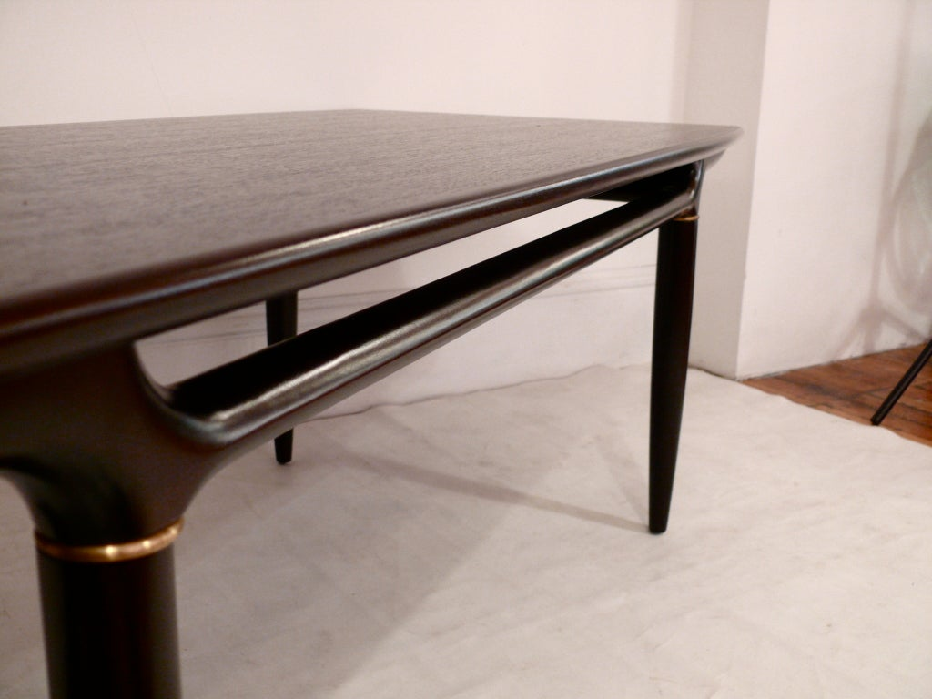 Sculptural Danish Coffee or Cocktail Table 9