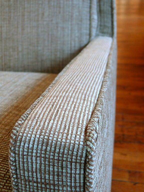 Mid Century Raised Back Lounge Chair 3