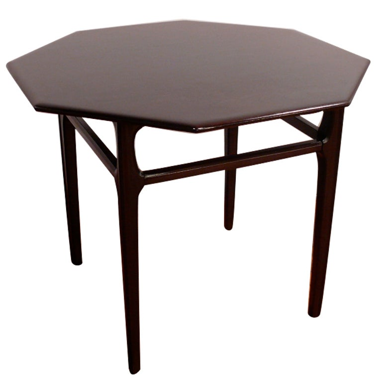 Octagon Side Table ~ A g