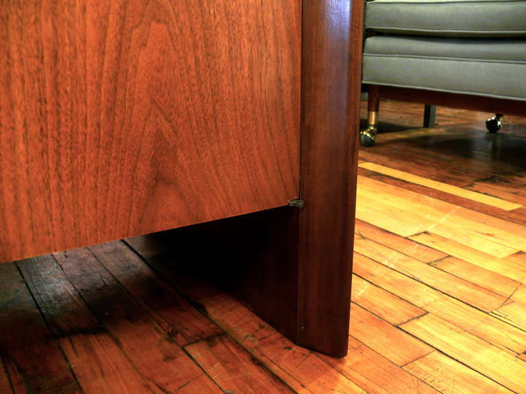 T.H. Robsjohn-Gibbings Three-Door Credenza 3